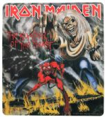 Iron Maiden  - 'Number of the Beast' Sticker